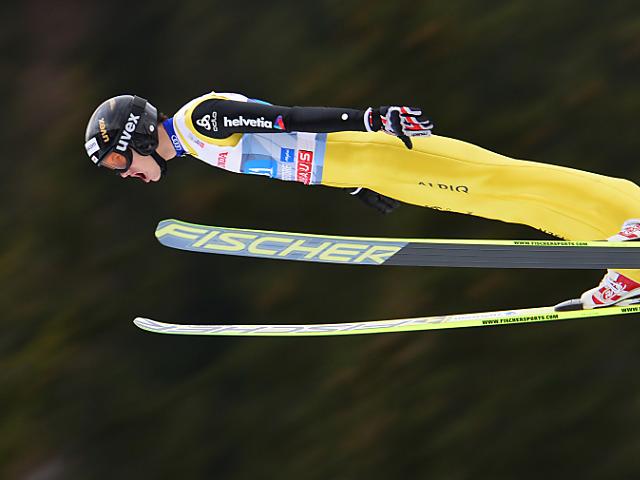Skispringer Deschwanden mit Karriere-Bestergebnis