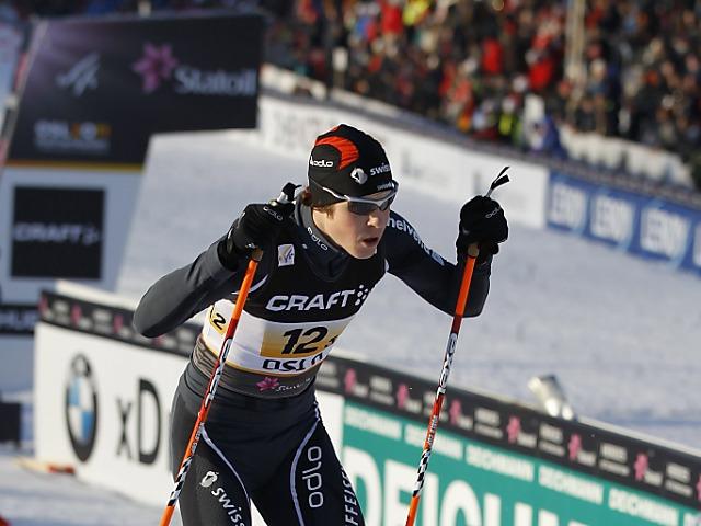 Tim Hug mit Weltcup-Bestergebnis in Klingenthal