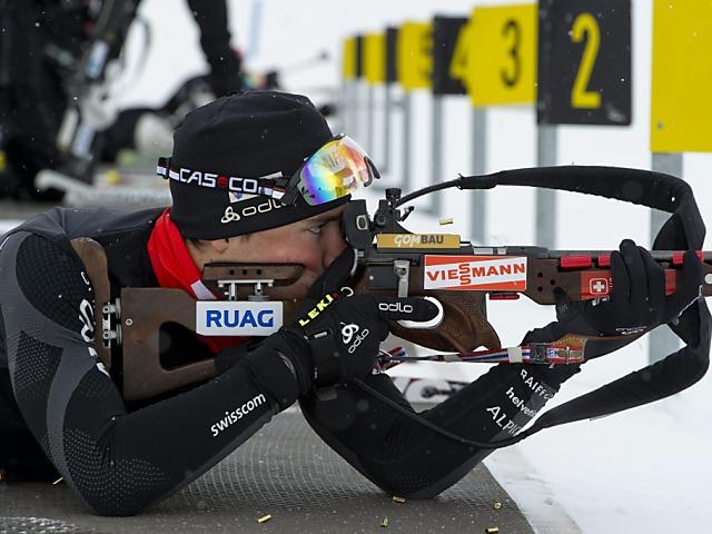 Biathlet Weger verpasst die Top 20