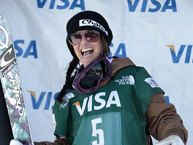 Virginie Faivre gewann Olympia-Hauptprobe