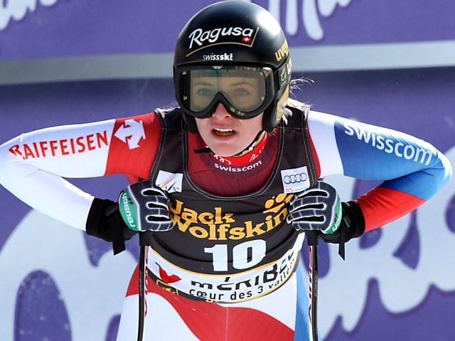Lara Gut einzige Schweizerin in den Top 10