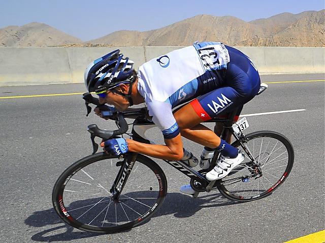 IAM Cycling mit Wildcard an der Tour de Suisse