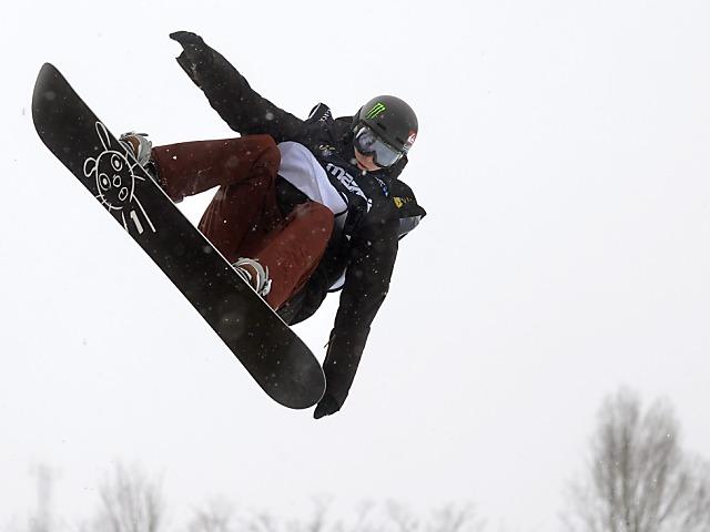 Iouri Podladtchikov verpasst Medaille