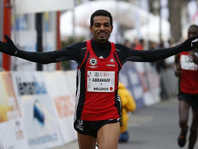 Streckenrekord beim Zürich Marathon