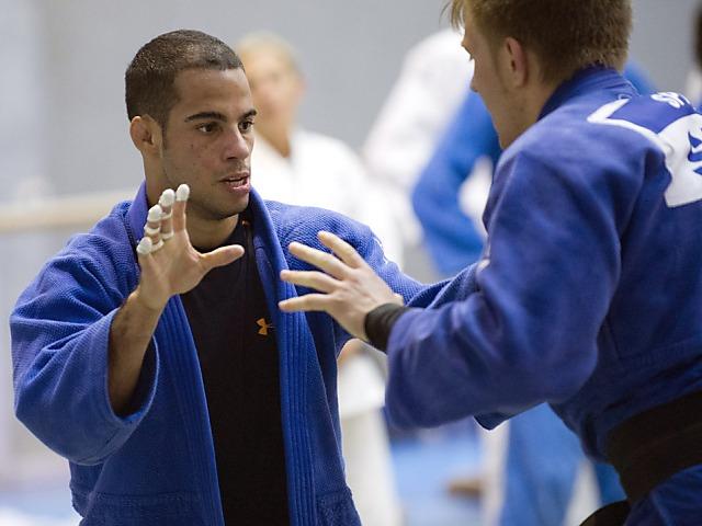 Chammartin holt an Judo-EM die Silbermedaille
