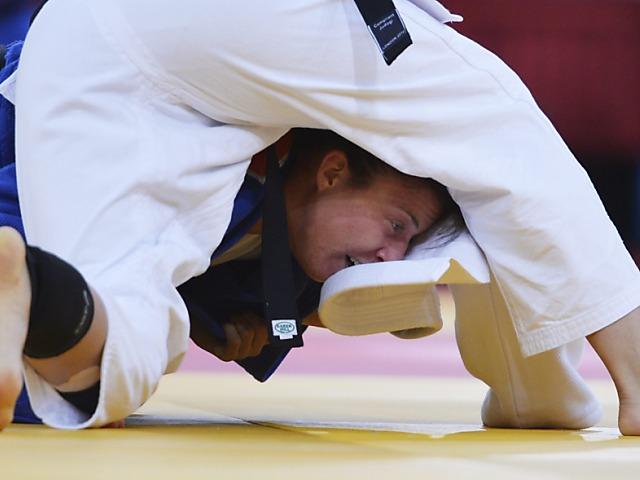 Juliane Robra verpasst EM-Medaille