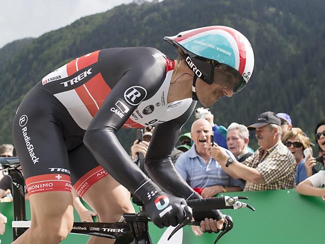 Cancellara zum 8. Mal Meister im Zeitfahren