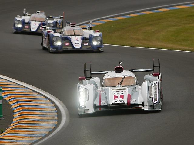Fässler in Le Mans 40 Minuten in der Garage nach tollem Start