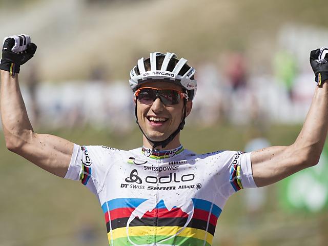 Nino Schurter ist wieder Schweizer Meister