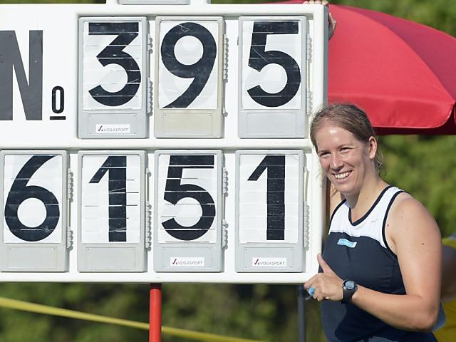 Rekord für Zihlmann - Schenkel ist Sprint-König