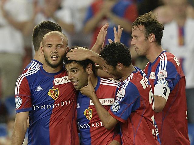 Der FC Basel muss nach Israel reisen