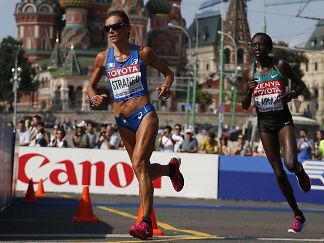 Edna Kiplagat gewinnt erneut Marathon-Gold