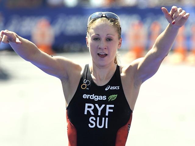 Ryf Europameisterin über die Ironman-Halbdistanz