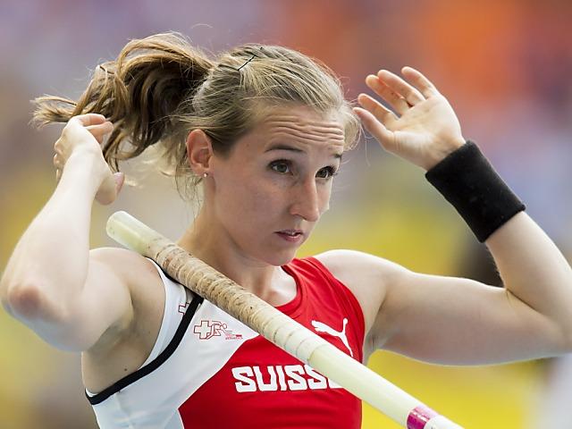 Nicole Büchler scheitert in Qualifikation