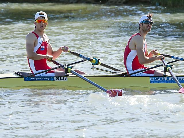 Drei weitere Schweizer Boote in den A-Finals