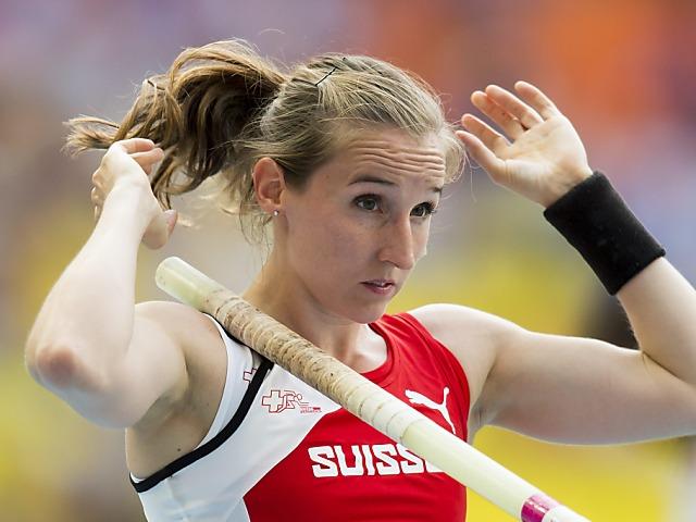 Schweizer Frauen-Staffel erneut mit Rekord