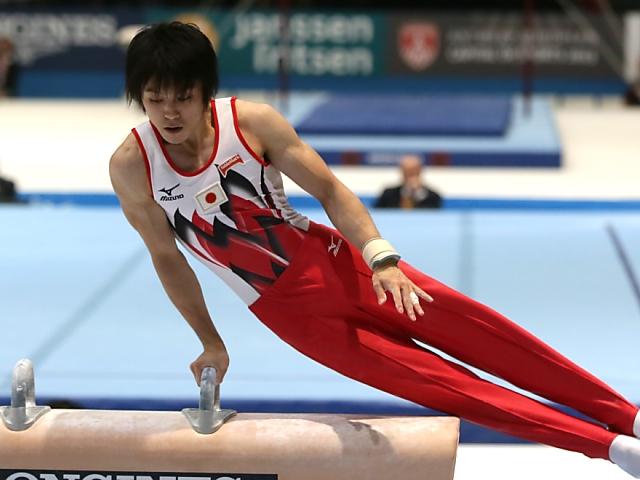 Uchimura krönt sich zum erfolgreichsten Turner aller Zeiten