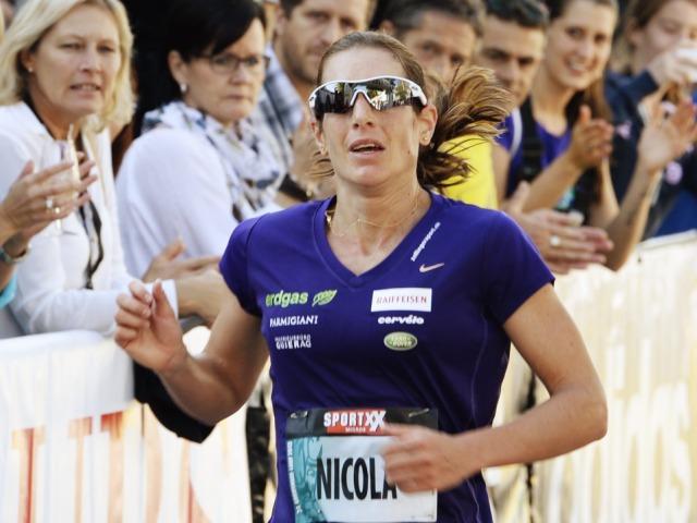Siegreiches Weltcup-Comeback von Nicola Spirig