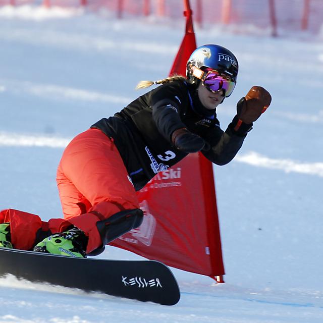 Patrizia Kummer siegt beim Weltcup-Auftakt