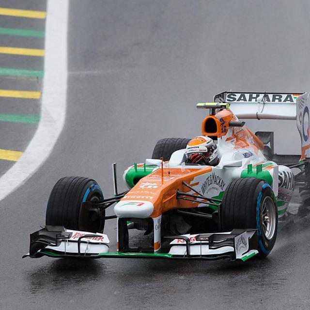 Adrian Sutil neuer Sauber-Fahrer