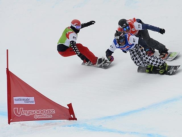 Snowboardcross-Weltcup in Veysonnaz erst im März