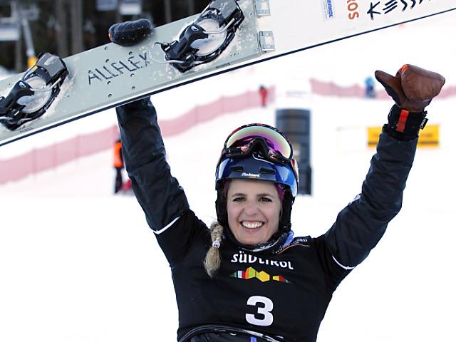 Neuerlicher Sieg von Patrizia Kummer