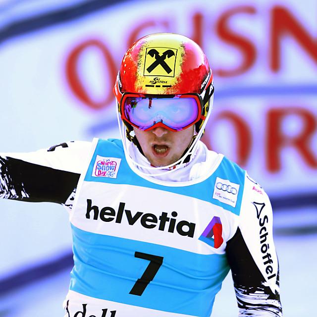 Pinturault Sieger beim Lauberhorn-Slalom