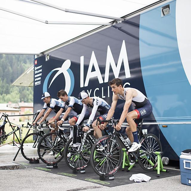 IAM Cycling dank Wildcard an der Tour de France
