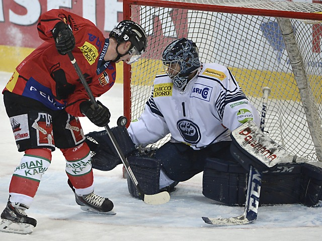 Goalie Schaefer verlässt Ambri
