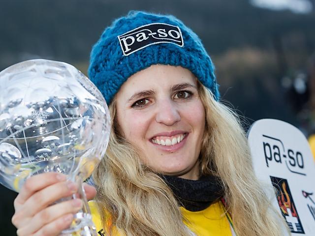 Patrizia Kummer hat Gold im Blickfeld