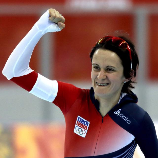Sablikova gewinnt Gold über 5000 m