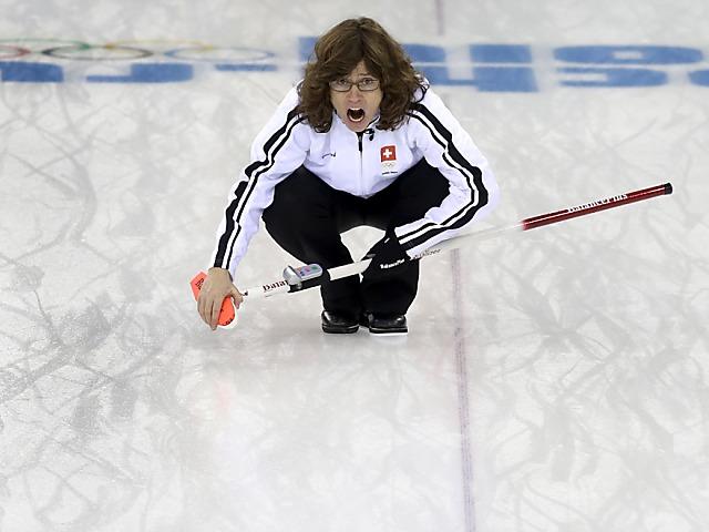 Die Schweizer Curlerinnen verlieren das Bronzespiel