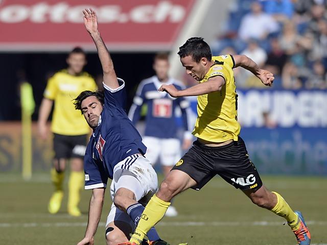 GC und Basel spielen unentschieden - YB profitiert
