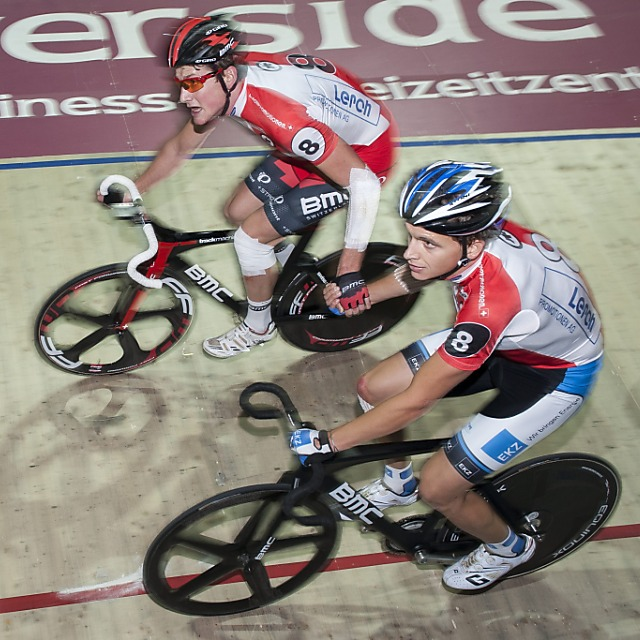 Bronzemedaille für Stefan Küng und Théry Schir