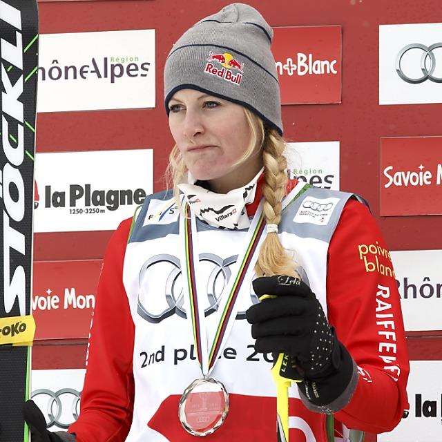 Fanny Smith verpasst Weltcupgesamtsieg im letzten Final