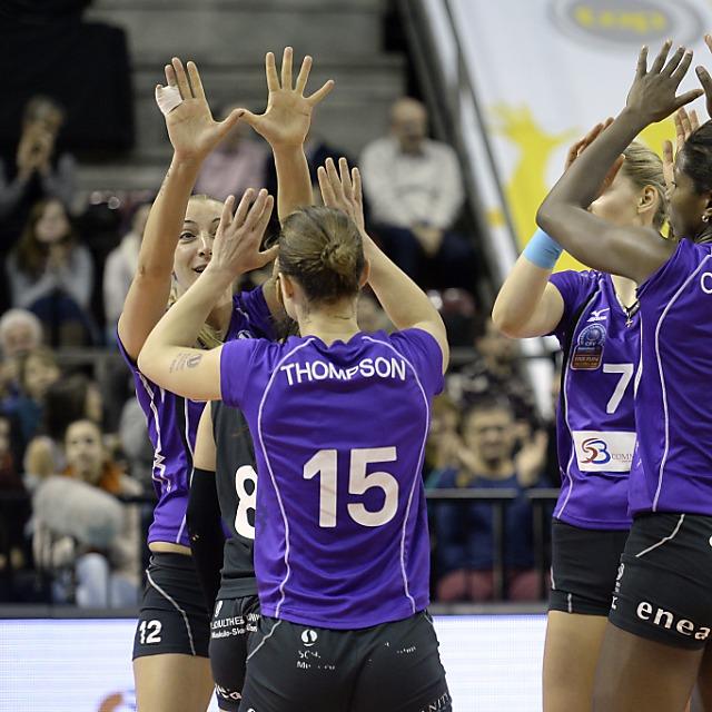 Näfels gewinnt überraschend Cupfinal der Volleyballer