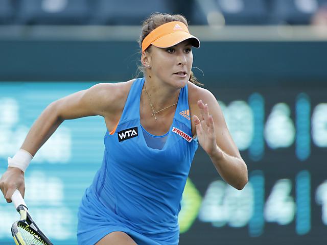 Belinda Bencic verliert im Halbfinal