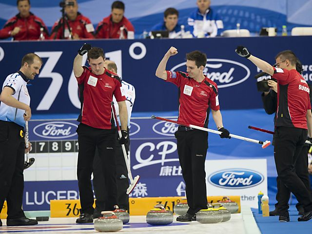 Mit Sieg über Favorit Kanada zu WM-Bronze