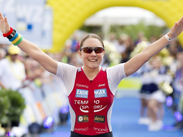 Simone Brändli gewinnt Ironman Südafrika
