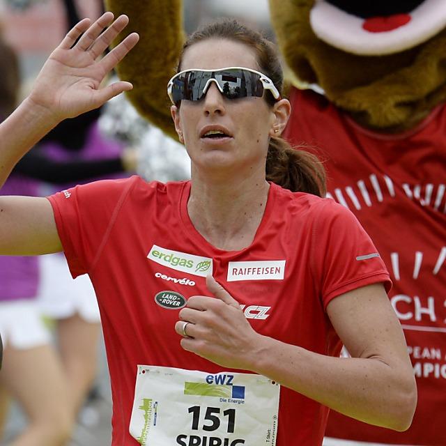 Nicola Spirig für EM-Marathon selektioniert