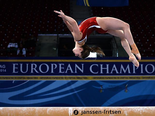 Vier Final-Qualifikationen für Giulia Steingruber