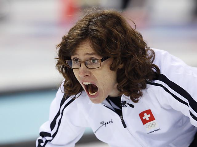 Die beste Schweizer Curlerin beendet ihre Karriere