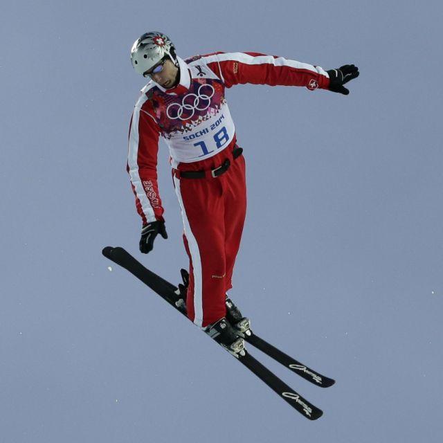 Aerials-Athlet Lambert tritt zurück
