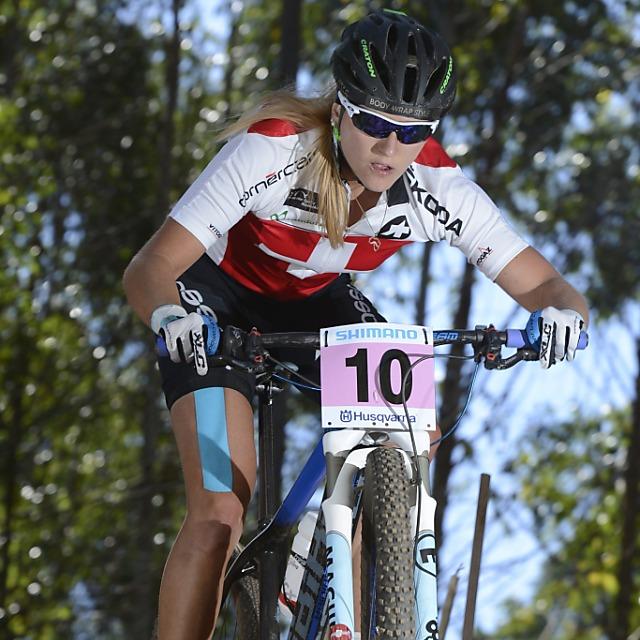 Zweiter Weltcup-Sieg von Kathrin Stirnemann