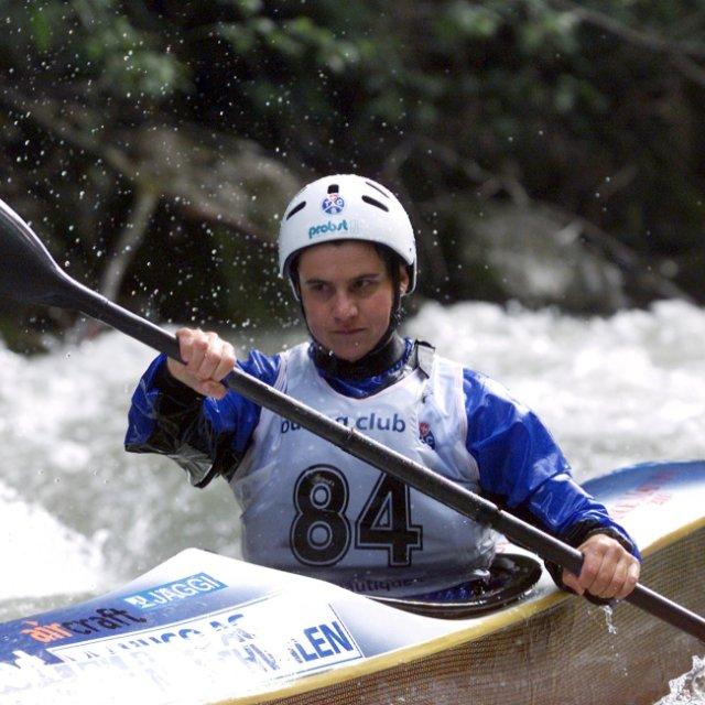 Sabine Eichenberger holt WM-Silber