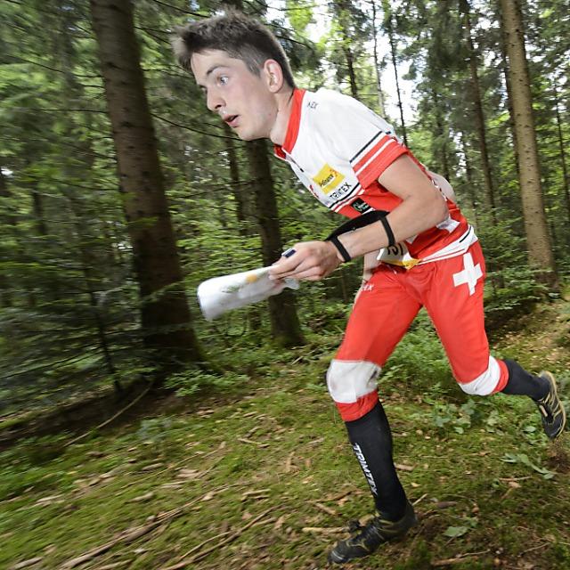 Fabian Hertner gewinnt die sechste Schweizer WM-Medaille