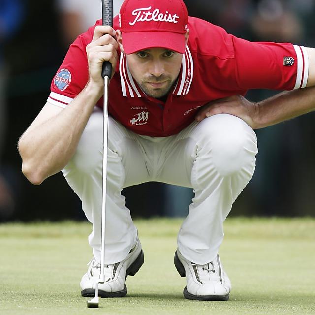 Die Schweizer Golfer überzeugen an der Swiss Challenge