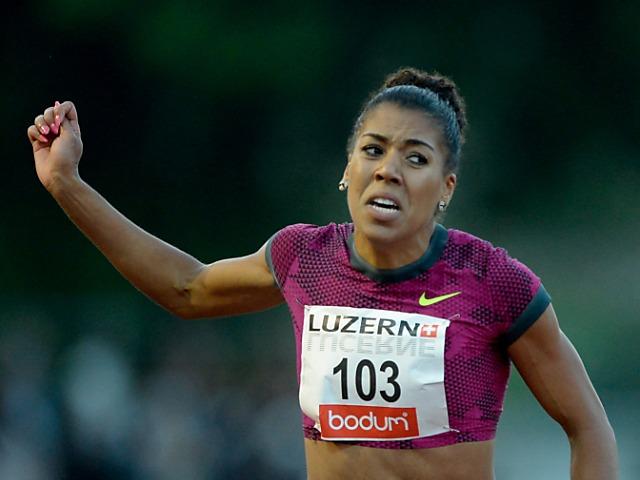 Kambundji egalisiert Schweizer Rekord über 100 m