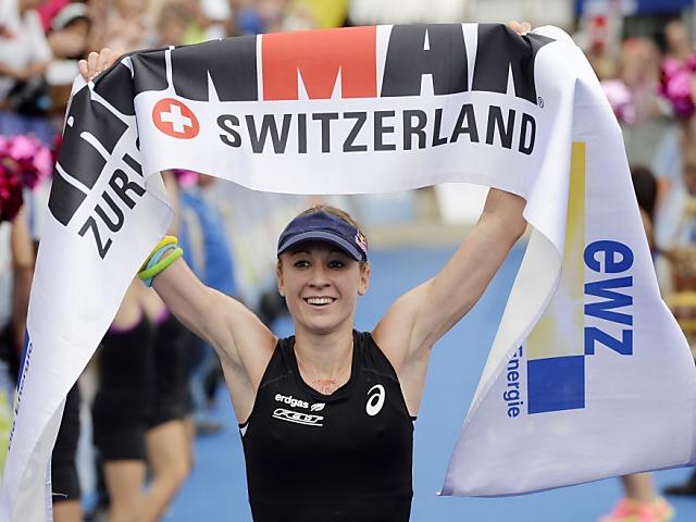 Ryf doppelt in Zürich mit siegreichem Ironman-Debüt nach