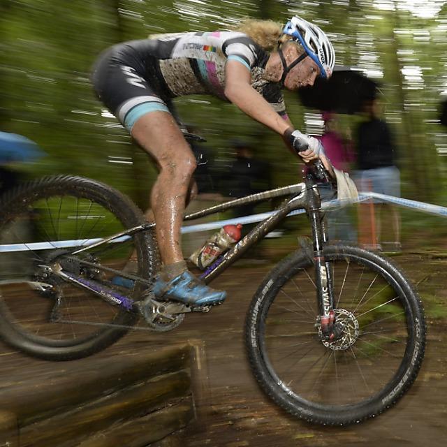 Zweiter Weltcupsieg für Jolanda Neff in Mont-Saint-Anne